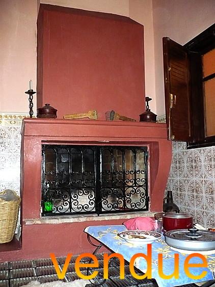 Vend maison a taroudant avec cheminee - Maison avec cheminee ...